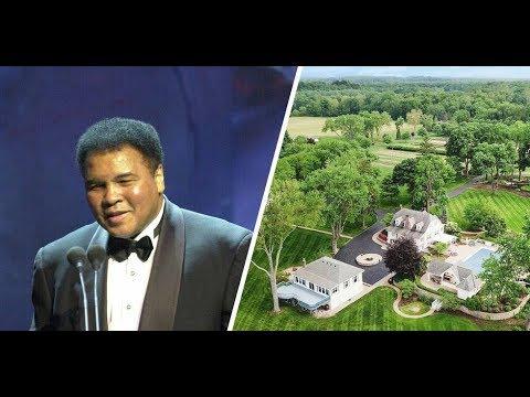 Muhammad Ali's Michigan farm is on the market for £2 2 million   2018