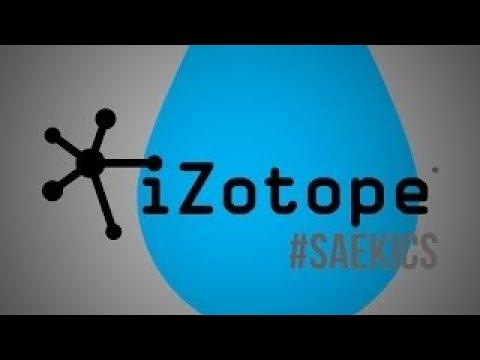iZotope RX 4, Iris 2, vesves Ozone 6 Demo at SAE Institute New York