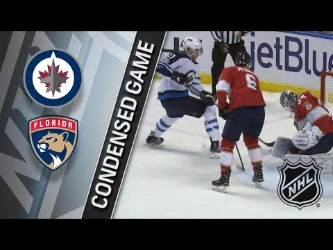 Winnipeg Jets vs Florida Panthers – Dec. 07, 2017 | Game Highlights | NHL 2017/18. Обзор матча