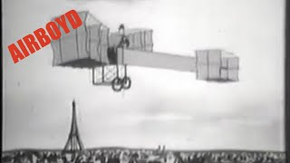 Victory Through Air Power - Animated History Of Aviation (1942)
