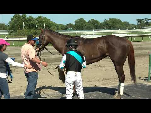 video thumbnail for MONMOUTH PARK 6-23-19 RACE 8