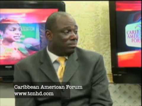 Caribbean American Forum featuring Congresswoman Yvette Clarke Segment #1