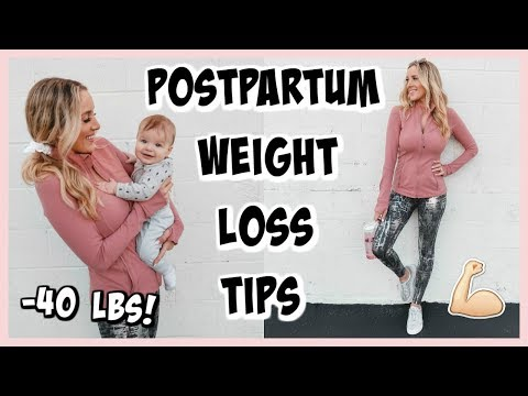 BABY WEIGHT LOSS UPDATE! EASY WAYS TO GET IN SHAPE | OLIVIA ZAPO