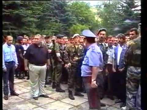 president's guard shot a civilian in kchr