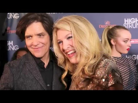 High Strung Los Angeles Premiere With Michael and Janeen Damian