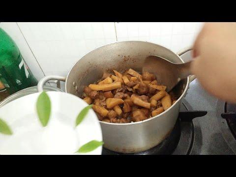 Hướng dẫn làm món Thịt kho dừa ngon khó cưỡng lại được FULL HD