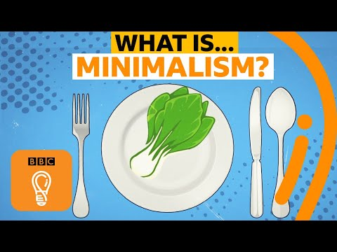 What does minimalism really mean? | A-Z of ISMs Episode 13 - BBC Ideas