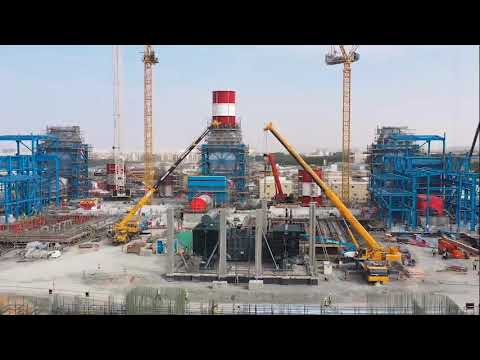 Aweer Power Station 'H' Phase IV Project 815 MW