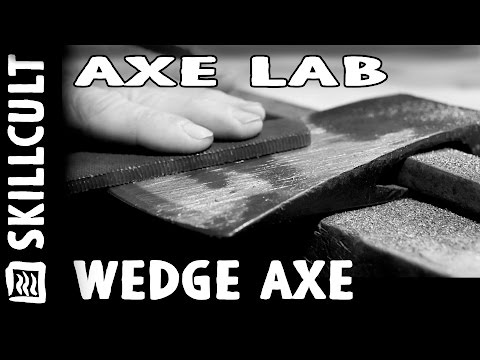 "Is  ""The Best Possible Axe for General Work""  a Wedge? Part 1 Restoration"
