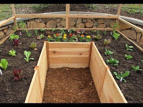 comment construire un jardin potager en bois en forme de u jardin potager en bois en forme de u