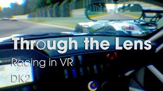 Racing in VR (Project CARS on Oculus Rift DK2)