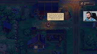 Graveyard Keeper #2 - Rozmowy z mieszkańcami wioski
