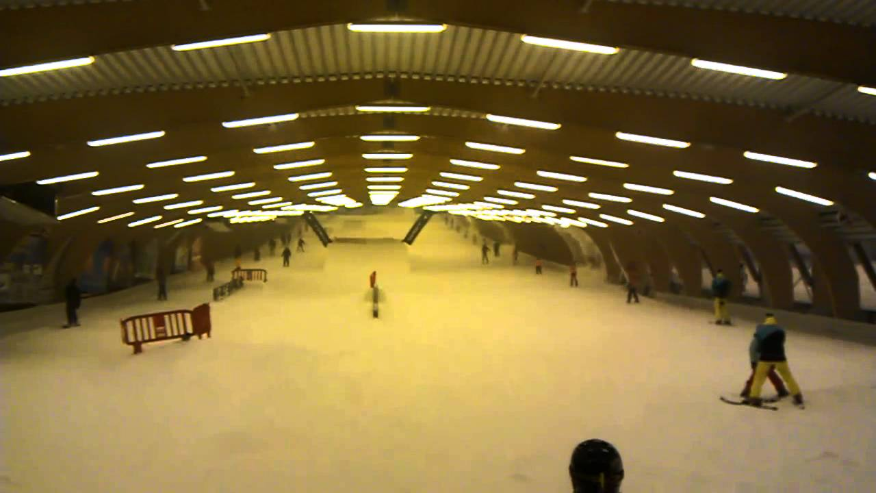 Interieur Less Is More Ice Mountain - Comines En Belgique - Youtube