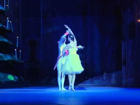 ролик Щелкунчик Челябинский государственный академический театр оперы и балета