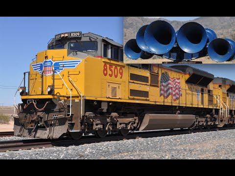 Loud Trains!