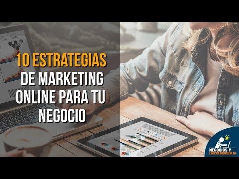 10 Estrategias de Marketing Online para impulsar las Ventas de tu Negocio 💻