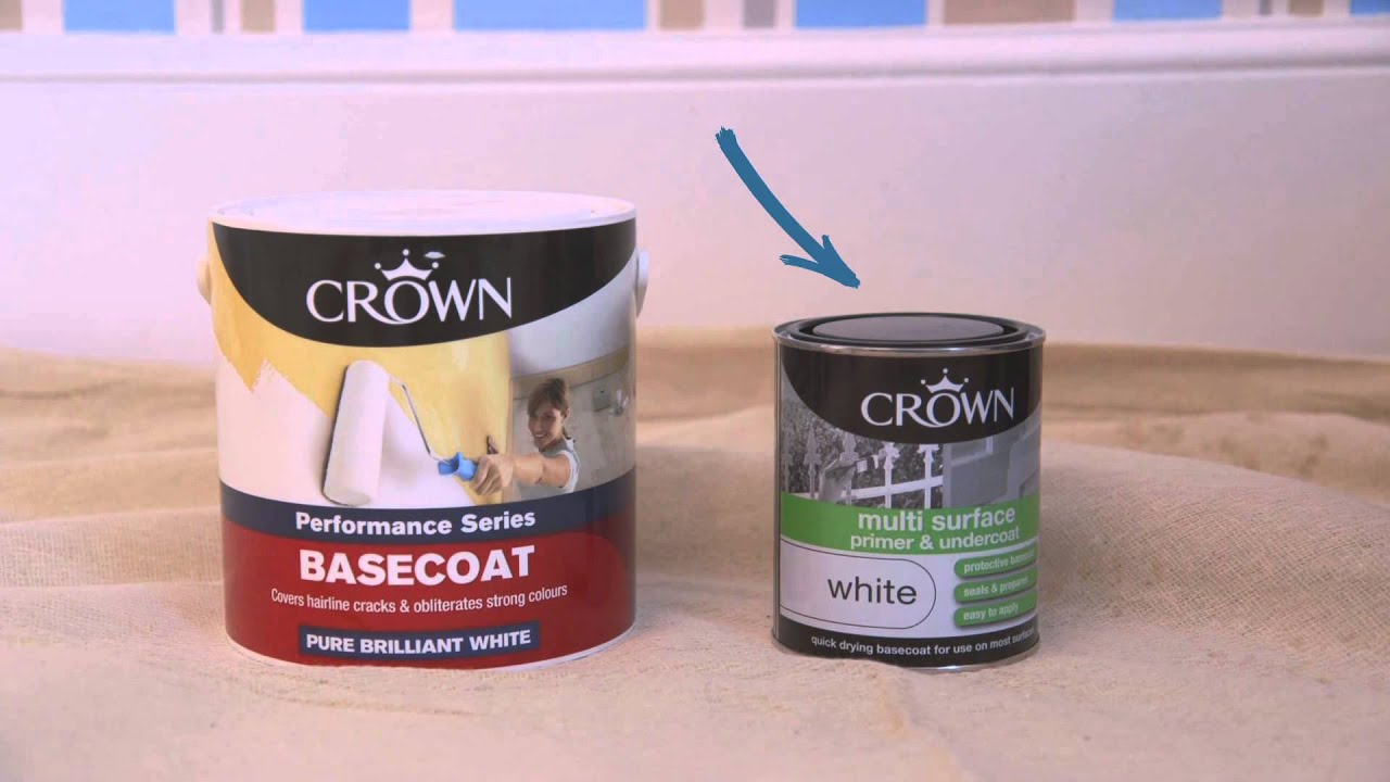 How to Paint over Wallpaper - Crown Paint