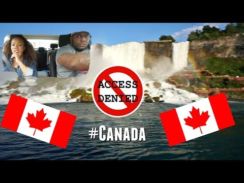 Denied Entry To Canada?!?!?!? (NOT CLICKBAIT) | Our First Family Vacation!!
