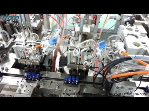 Automatic Assembly Machine--002