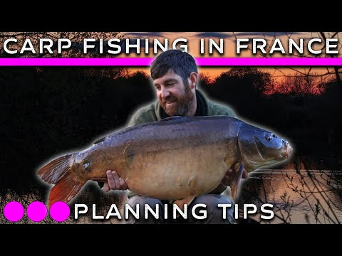 Carp Fishing In France ~ Planning Tips (be Prepared!)