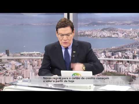 Luiz Carlos Prates comenta novas regras para pagar o cartão de crédito