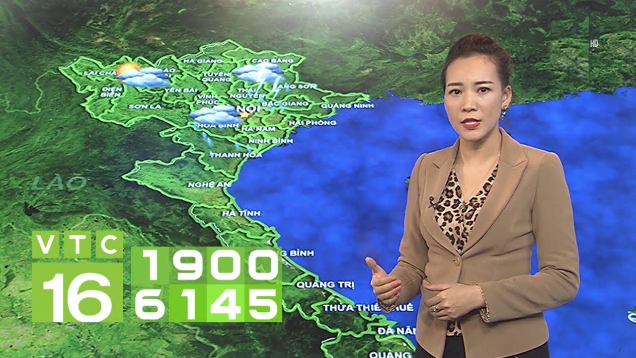 Dự báo thời tiết 23/04/2019 | VTC16