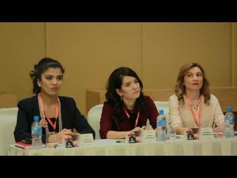 1-qism, Speaking. Hyatt Regency Tashkent
