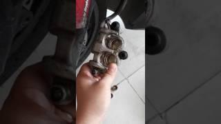 Kĩ thuật làm phanh đĩa xe gắn máy