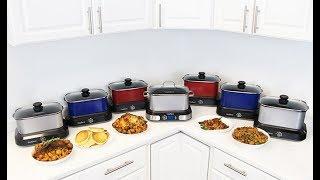 West Bend Versatility Cookers