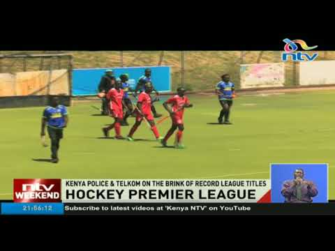 Kenya Police and Telkom on the brink of record league titles in hockey