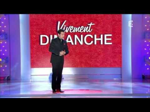 Laurent Gerra imite Laspales et Chevalier dans Vivement Dimanche (14/11/2010)