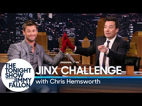 Jinx Challenge with Chris Hemsworth
