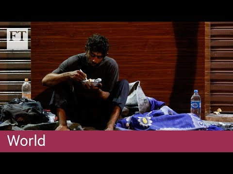 Rich and poor divide in São Paulo | World
