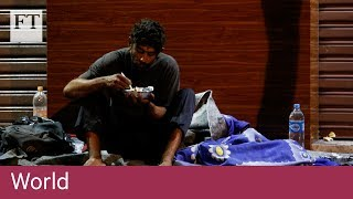 Rich and poor divide in São Paulo   World