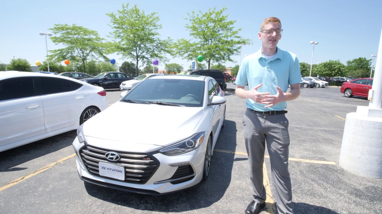 Hyundai On Perryville >> Hyundai Elantra Sport Is Our Employee S Favorite Car At Hyundai On Perryville In Rockford Il
