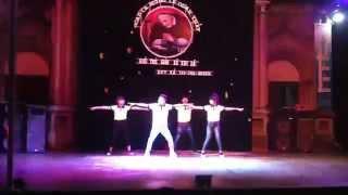 Kênh Giới Trẻ Tân Độ - Nhảy hiện đại -  Lễ quan thầy 1/8/2015