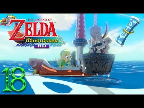 The Legend of Zelda: The Wind Waker - Episode 18: Treasure Divers