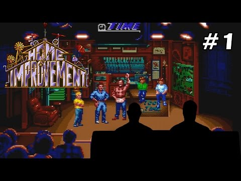 Power Tool Savage Land   Let's Play Home Improvement - Part 1   Theater 8