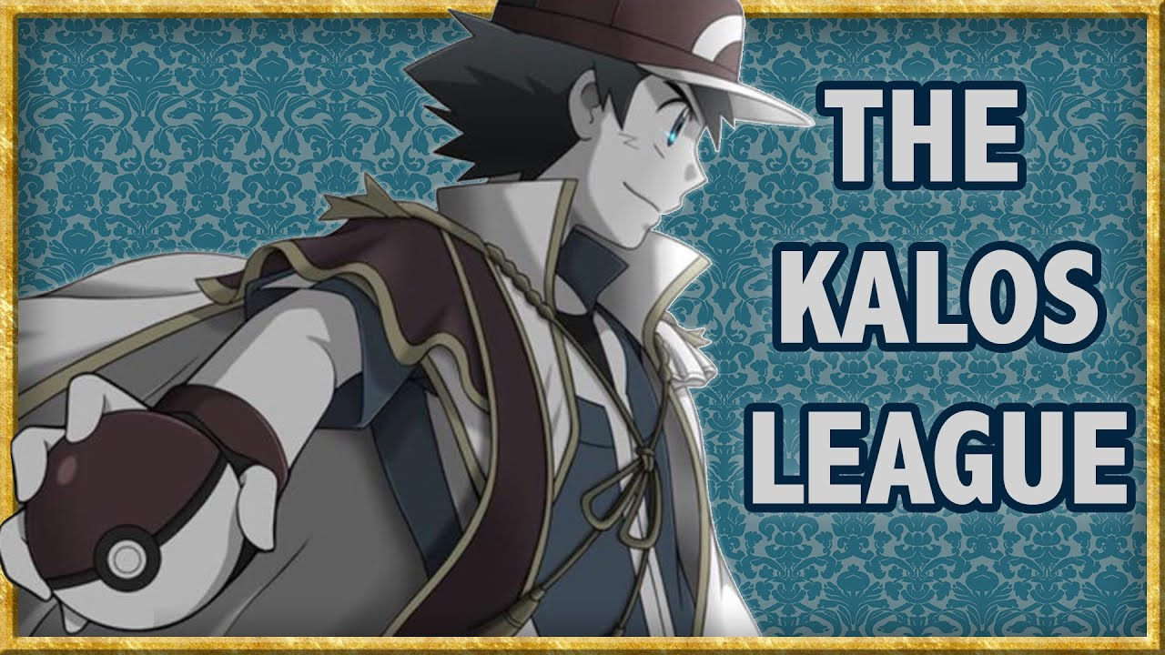 top 5 reasons ash will win the kalos league feat jan itor youtube