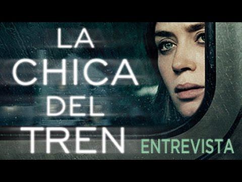 LA CHICA DEL TREN - Entrevista - Marc Platt