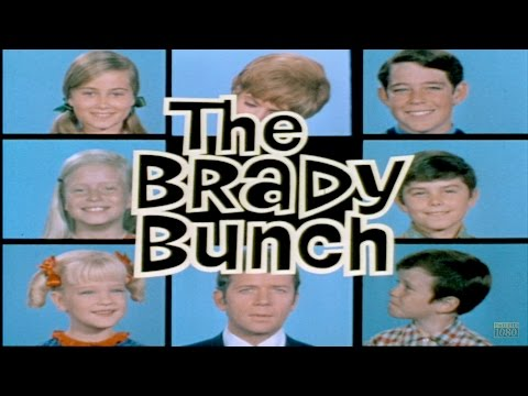 The Brady Bunch Intro - Season 01 - (1969 - 1970) [1080p HD]