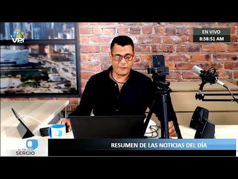 EN VIVO - Al Día con Sergio Novelli - Jueves 27 de Junio