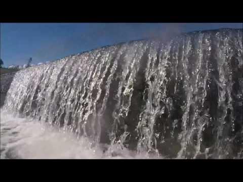 Rio Rabaçal em Miradeses -Mirandela