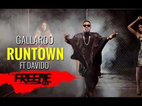 Runtown - Gallardo [Official Video] ft. Davido