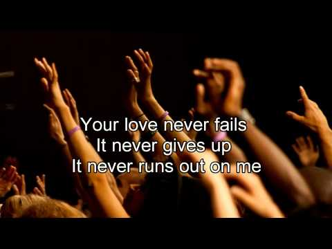 One thing remains - Bethel Church (Feat. Brian Johnson) (Worship with lyrics)