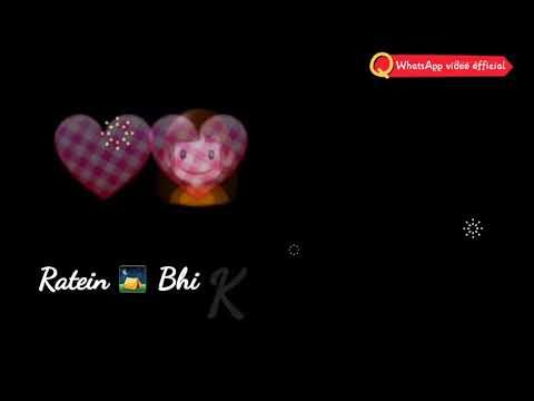 Din Wo Bade Hasin The Ratein Bhi Khush Nasib Thi. Raaz Film Song Status By WhatsApp Video Official