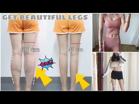 5 MIN SLIM CALVES workout | Exercise for calves + thighs | Bài tập siêu dễ cho bắp chân + đùi