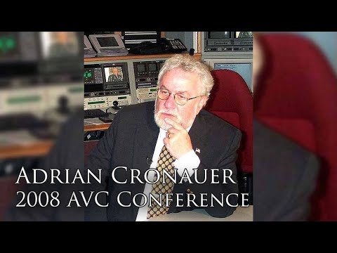 Good Morning, Vietnam!: Adrian Cronauer On Censorship (2008 AVC Conference)
