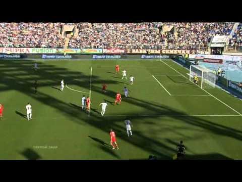 Russia - Armenia. Pavlyuchenko (1-1)
