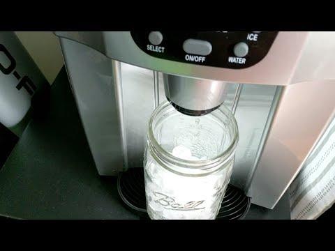 Doug buys a countertop ice maker